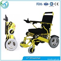 Small Portable Battery Operated Electric Wheelchairs