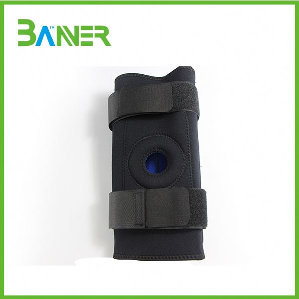 Neoprene knee suport for exercise sport