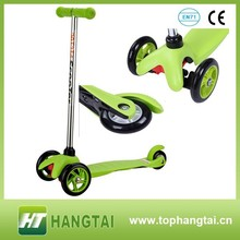 2015 the New model Mini bike scooter for kids kick push scooter