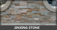 wall cladding cheap stacked stone