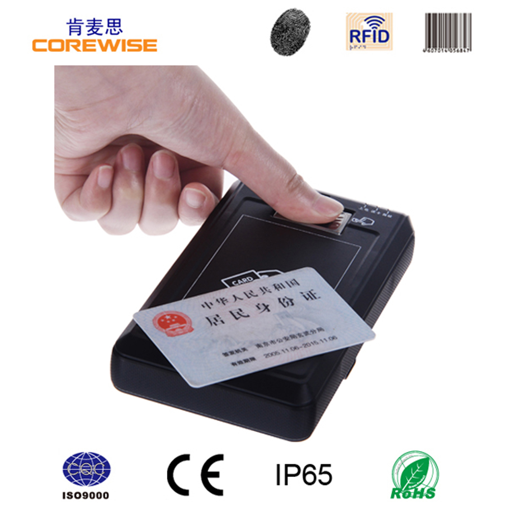 Bluetooth fingerprint reader with 13.56Mhz RFID,Mini USB