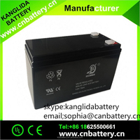 12v 7ah Rechargeable Deep Cycle Sealed Lead Acid Gel Battery For Toy Car