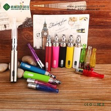 New generation e-cigarette GS EGO II 2200mah Mega KIT 3000 mah battery e-cigarette ego with 1.5ml clearomizer