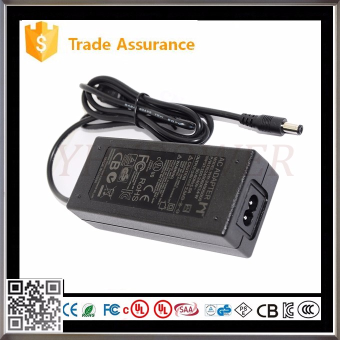 36W 12V 3A AC/DC Power Supply 3Amp 12Volt Adapter LCD Charger Laptop 5.5*2.5mm