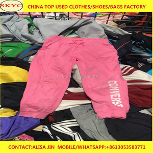 Tianjin used clothing cheap price for Africa second hand clothes Nigeria importers