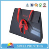 paper packing christmas gift bag with CMYK Printing in hot sale