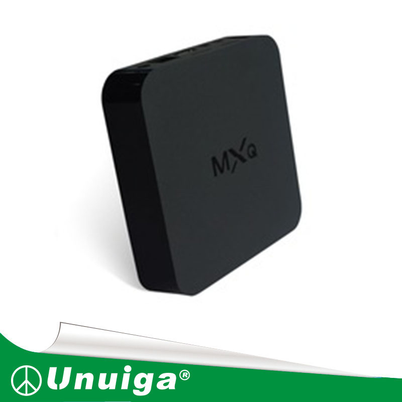MXQ S805 android tv box WITH Japanese channels iptv