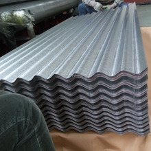Zinc coated Galvanized Roofing tiles / roofing sheets corrugated steel / metal sheets