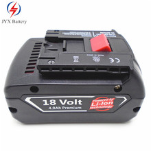 New Original Black 18v 3000mah li-ion battery Electric tool battery