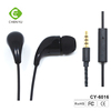 In Stock Best Selling Free Sample Earphones Cheap Price Cute Plastic In Ear Wired Good earphone Ear Plug
