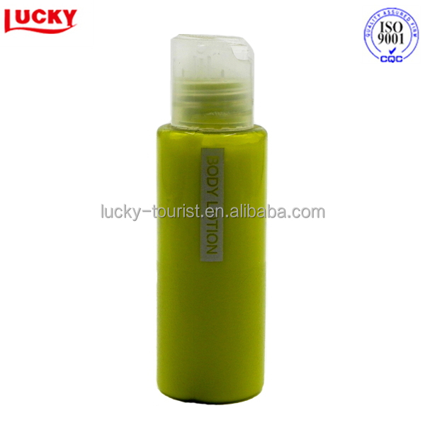 Disposable Plastic Cosmetic Bottle