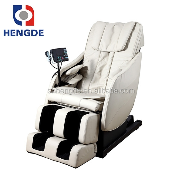 Massage chair control parts, hair salon massage chair