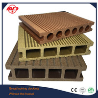 hollow composite decking board wpc board manufacturers