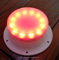 1.7w mini New product IP 65 under led table light battery operated led lights with remote control