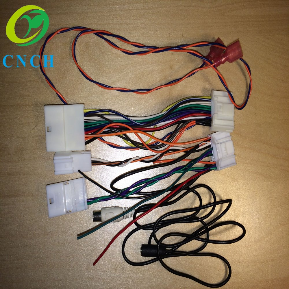 Wholesale Wire Harness Audio Online Buy Best Wiring Motorcycle Parts China Made Auto Strongaudio Strong