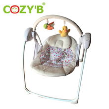 Baby Bouncer Chairs Comfortable Folding Baby Rocker / Baby Bouncer Seat