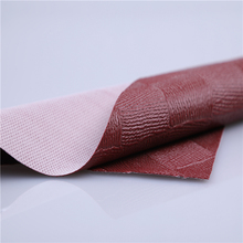 Wholesale synthetic leather roll pvc fake leatherautomotive interiors making material