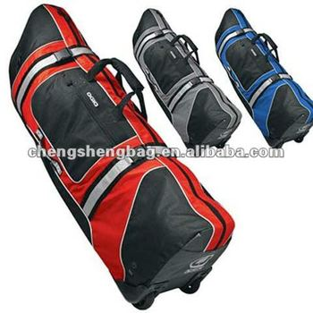 Nylon colorful golf air bag