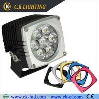 led work light car accessories auto 12v led driving lights led chip light