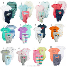 HT-KCS latest unisex baby romper outfits 2017 new design sunshine baby boy/boys boutique christening outfit