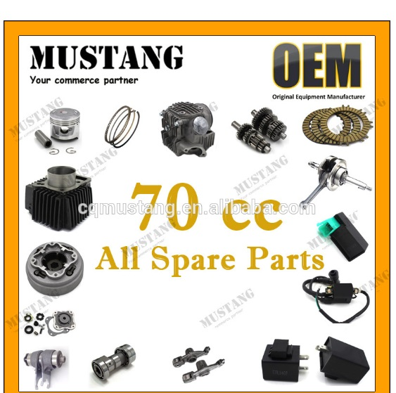 Best Quality Motorcycle CD70 Spare Parts