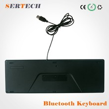 2015 hot selling bluetooth wireless keyboard for ipad 3,for ipad rubber bluetooth keyboard,bluetooth remote for ipad 3