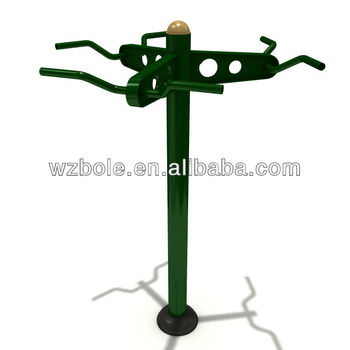 New Product China Outdoor FItness Equipment Gym Equipment For Sale Chin up Station Arm Muscle trainer