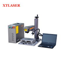 Fiber laser marking machine price arts engraving 3D system hot sale