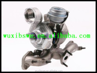 GT1749V turbocharger 756062-5003 03G253019H turbo charger for Volkswagen &Audi electric supercharger with TDI 115 PD Engine