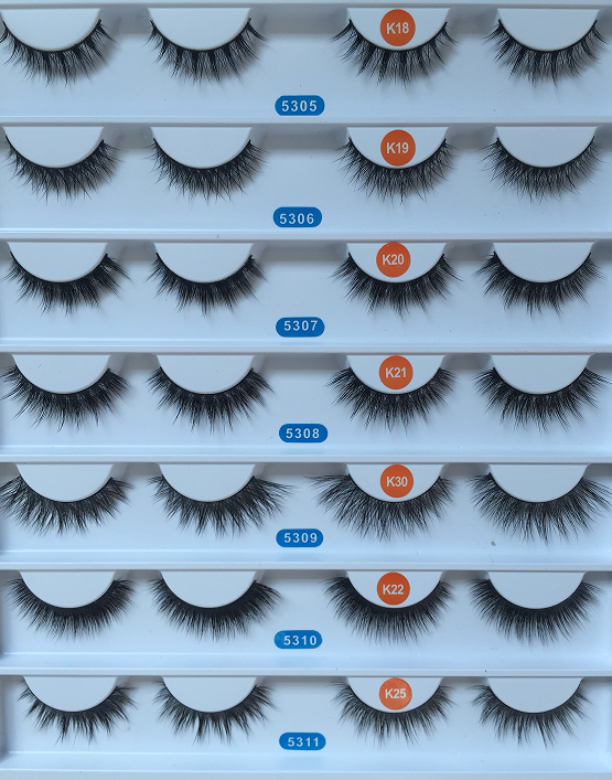 buying wholesale direct from chinas trip eyelash 3d mink eyelash with custom package