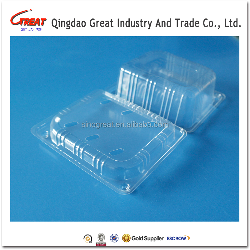Accept Custom Order and Tray Type plastic dry fruit and vegetable packaging tray