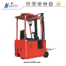 ride-on / factory outlet 3 wheel electric forklift truck with a new price from China