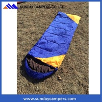 New hot outdoor sports superman white stag sleeping bags camping