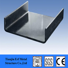 Universal Steel U Channel Dimensions and Channel Steel Bar Price
