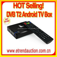 Original Android Set Top Box With Quad Core Digital TV Converter Set Top Box