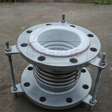 Stainless steel axial corrugated compensator bellows pipe expansion joint