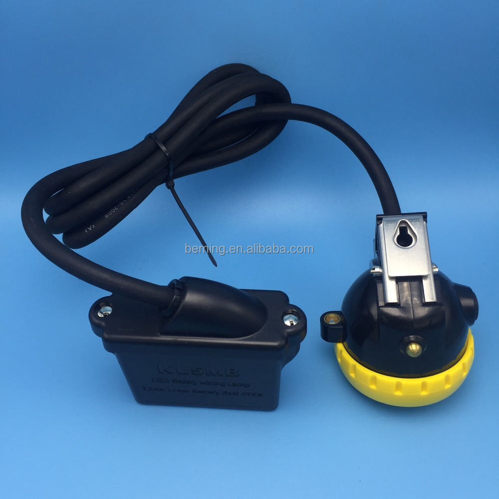 Factory LED miner light kl5m cap lamp WITH ce approved led mining cap lamp