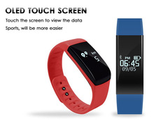 Mode neue design Smart band pulsmesser HR fitness tracker
