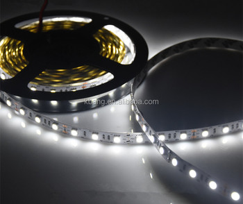 SMD5050 60pcs/m led flexible strip light 14.4w/m decoration Wholesale good seling led strip light