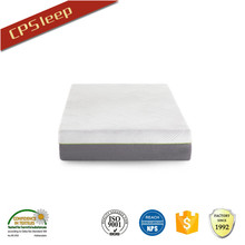 Fireproof Bamboo fiber mattresses China manufacturer premium price memory foam mattress