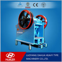 Iron Ore Mine Jaw Crusher