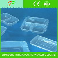 Low Price Disposable Packaging Fast Food Container