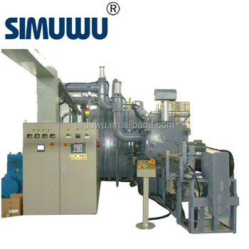 Continuous vacuum induction melting furnace,VIM Precision Investment Casting