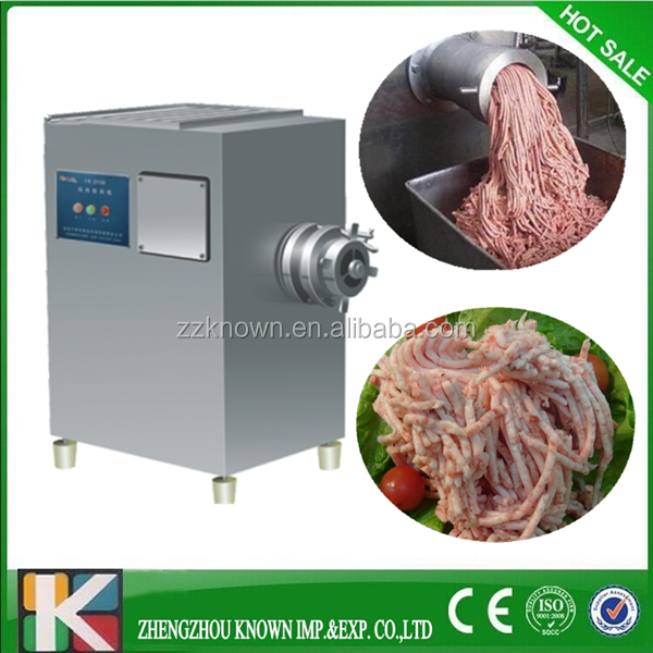 industrial Stainless Steel Easily Cleaning enterprise Electric Meat Grinder