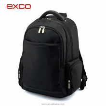 New arrival EXCO black large capacity high quality custom brand name laptop bag backpack for 14'' laptops