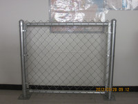 Galvanized Chain Link Fence for Distributors