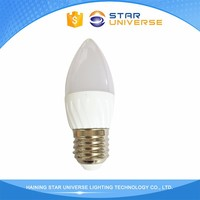 High CRI CE RoHS LVD Approved 3w rgb dimmable led bulb light