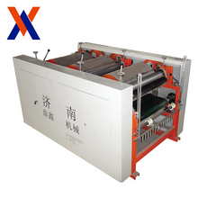 Sticker flexo die cutting and printing machine