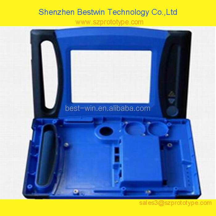 OEM cnc machining Home Appliance Plastic Prototype