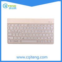 Hot Selling Ultra Slim backlight Mini Wireless Bluetooth Keyboard